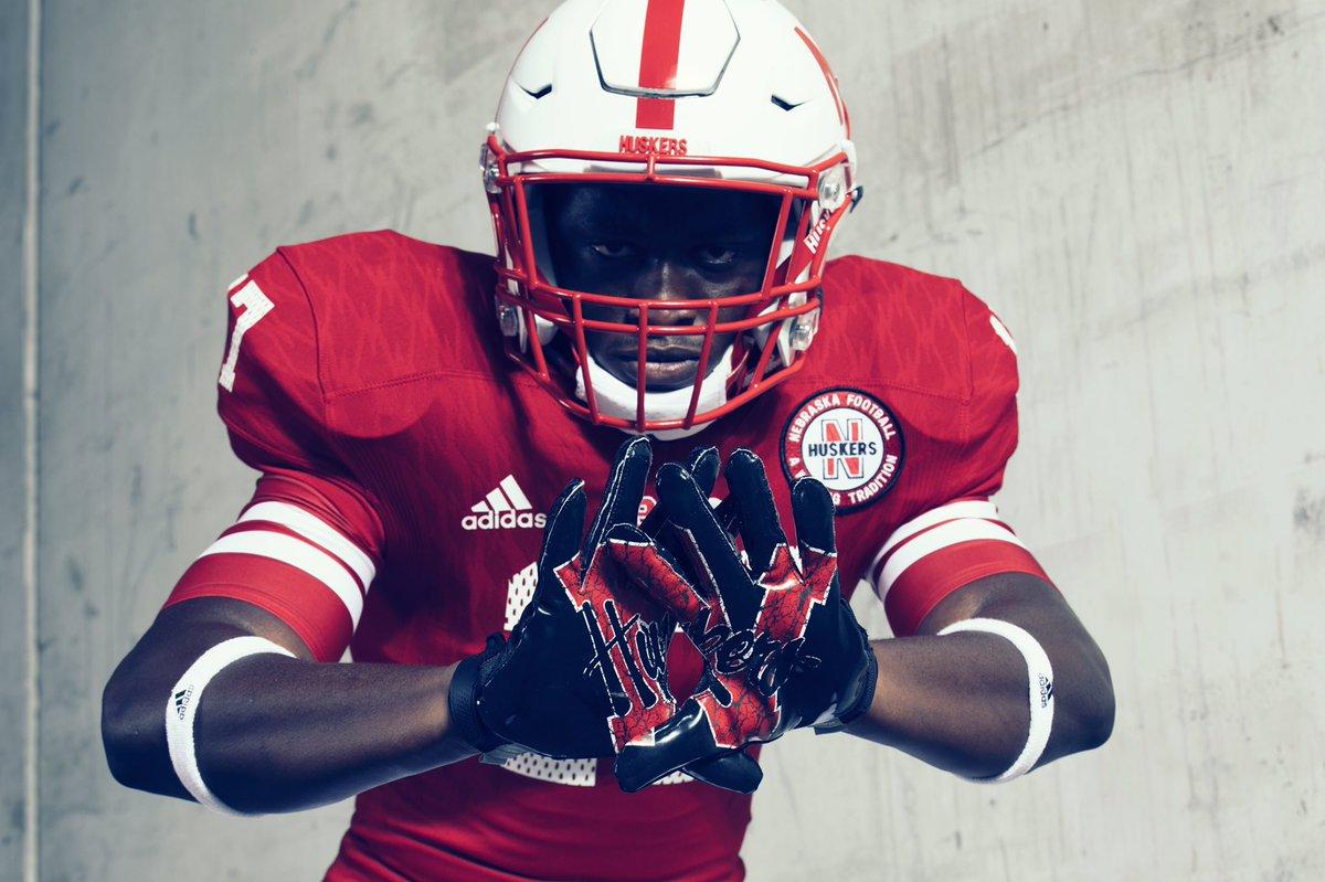 adidas, adidas and Nebraska Football