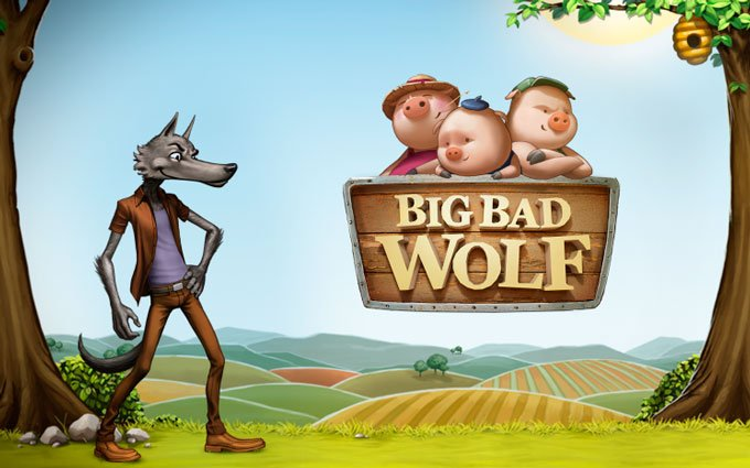 big bad wolf slot game
