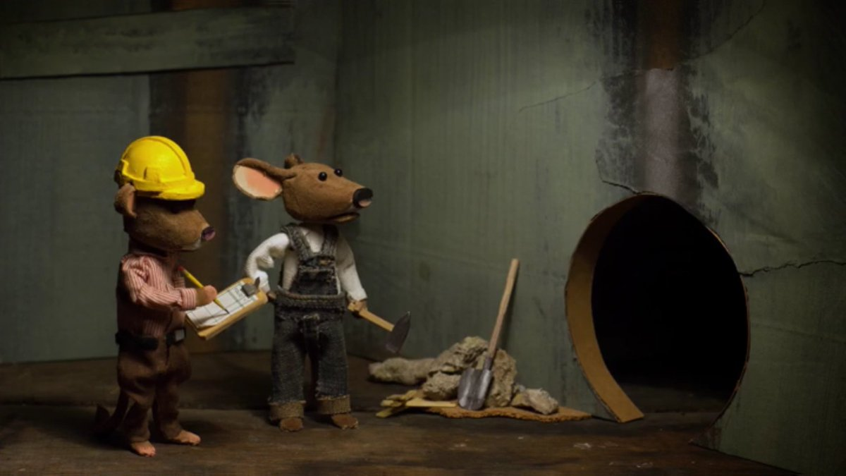 the story of mouseland
