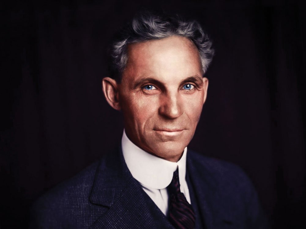 "a biography of henry ford an american industrialist and the first united states millionaire Henry ford: american but it was inextricably linked to the efforts of the premier american industrialist ""there are more communists in the united states."