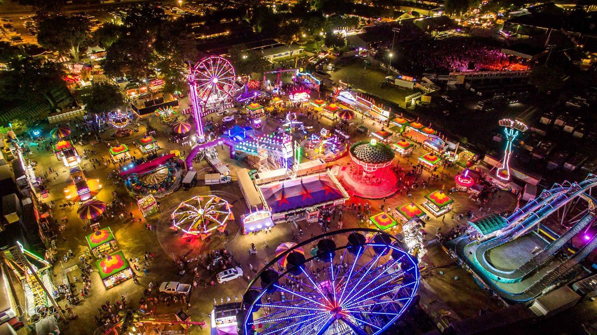 Paso Robles Mid State Fair 2020.California Mid State Fair On Twitter Only Two More Nights