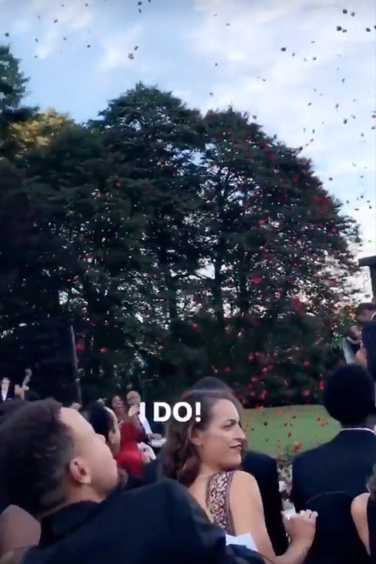 Mavs Harrison Barnes Marries Nba Stars Watch Carlisle Performs