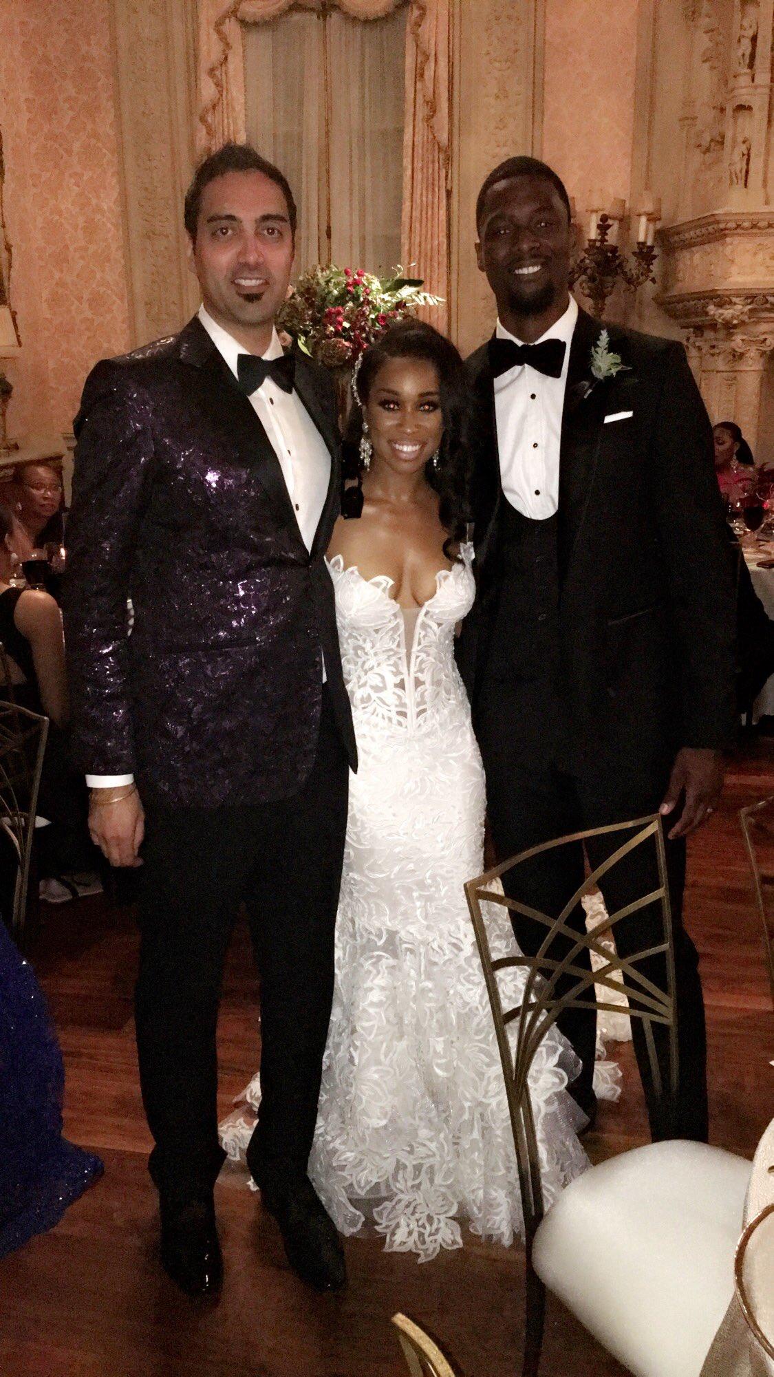 dallas mavericks star harrison barnes gets married curry