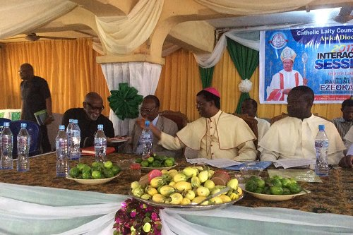 PDP guber aspirant in 2017 Anambra elections, Oseloka Obaze said the state can partner with church to address education, health, social welfare