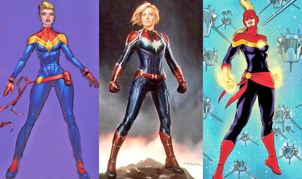 "✵ captain marvel news ✵ på twitter: ""my personal #captainmarvel"