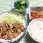 簡単なのに美味しすぎる!鶏もも肉を醤油と塩コショウで炒めるだけで最高の一品に!