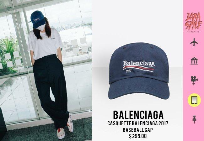 f310654975d balenciaga 2017 baseball cap new lifestyle b6b87 f2ab6 - naadpaan.com