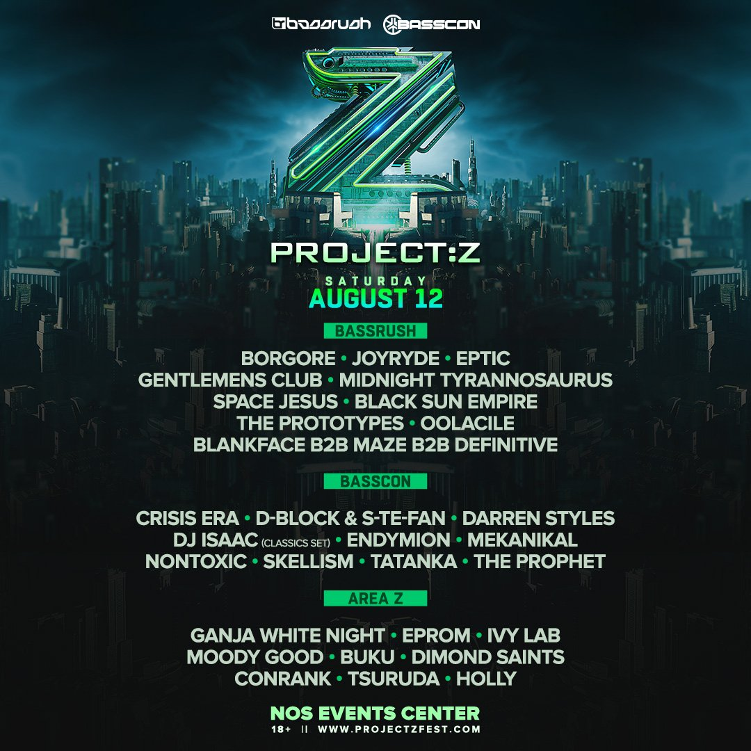 @ProjectZ_Fest is going down August12th!!! Retweet this flyer for your chance to win! Make sure you're following us! https://t.co/g8qHMZwCQy
