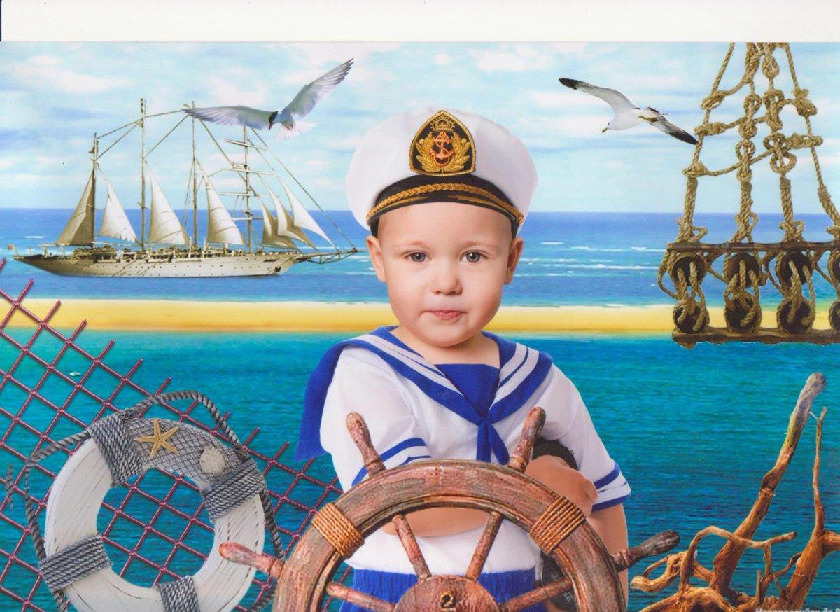 Картинки мальчик моряк