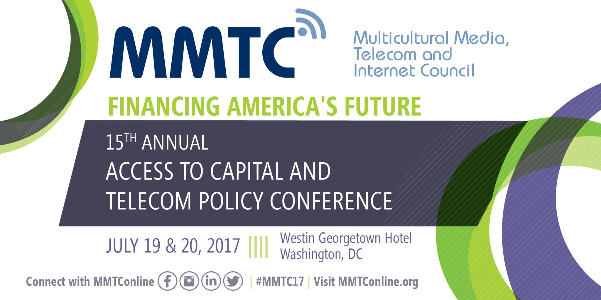 Thumbnail for 2017 Access to Capital and Telecom Policy Conference
