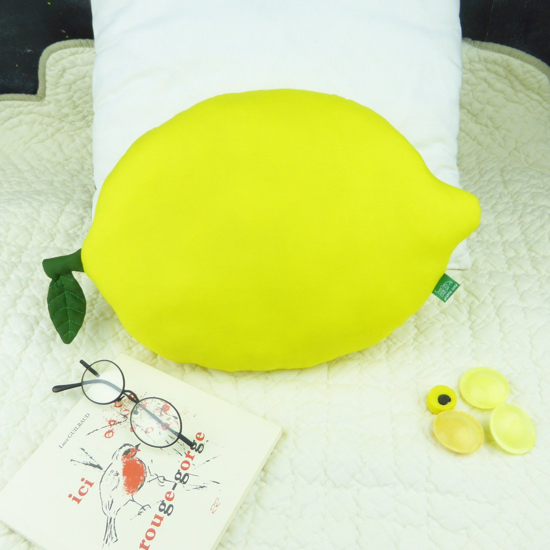 One of our most popular shaped-pillows is almost sold out! Time to re-stock!  http://www. mushyp.co.uk/product/yellow -lemon-shaped-fruit-throw-pillow &nbsp; …  #Kids #Trends #Trending #HomeandGift17<br>http://pic.twitter.com/Gynm2u7AFZ
