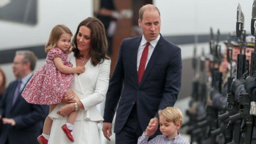 ICYMI: #RoyalTourPoland: The Cambridges...