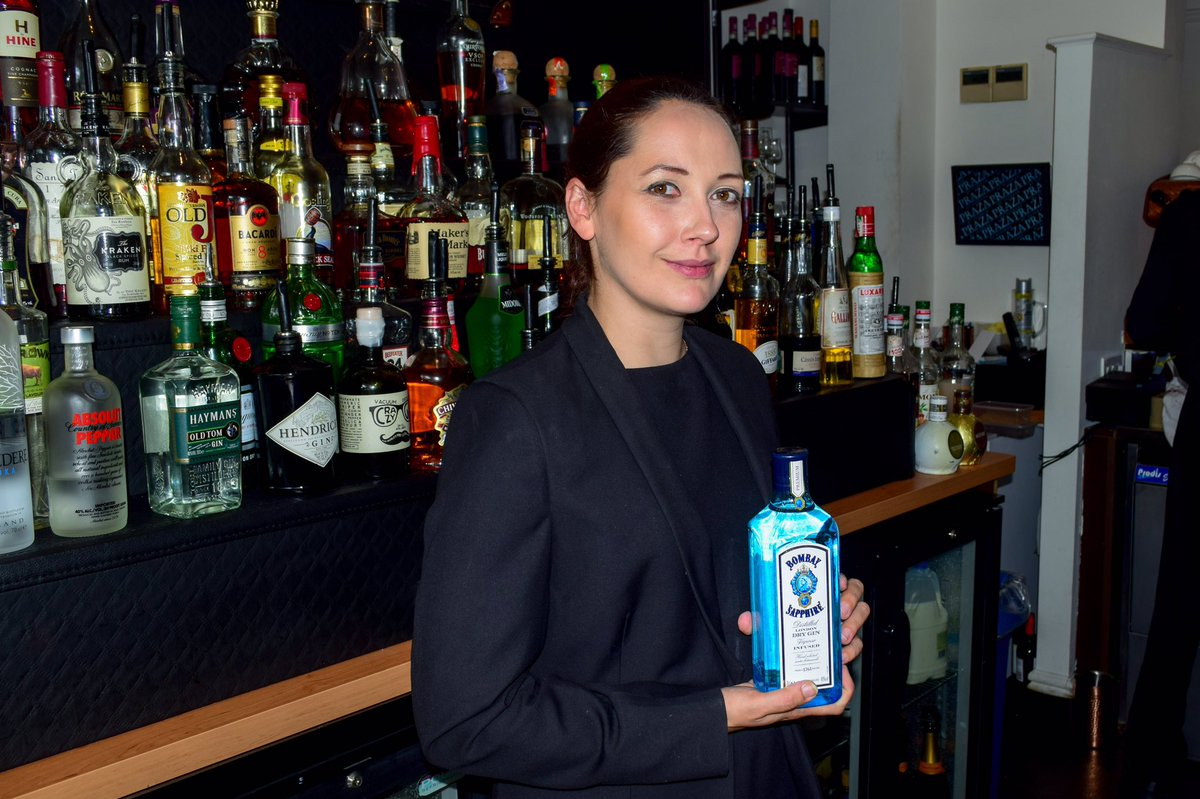 Check out the photos from our Bombay Sapphire Masterclass @PrazaEdgbaston @GEMMagazineUK