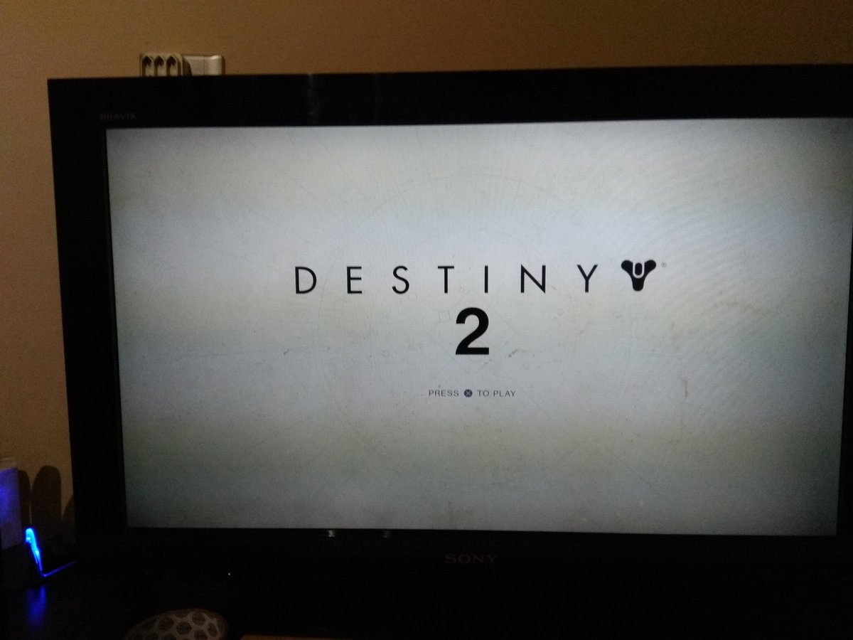 Tonight I have a date with #Destiny2 Beta. Looking forward to test it out @MegaromGames