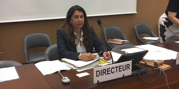 &quot;Services play a key role in #StructuralTransformation in support of #SDGs&quot;, said Mina Mashayekhi at meeting on #Trade &amp; #Services.<br>http://pic.twitter.com/vUPcih2bw3