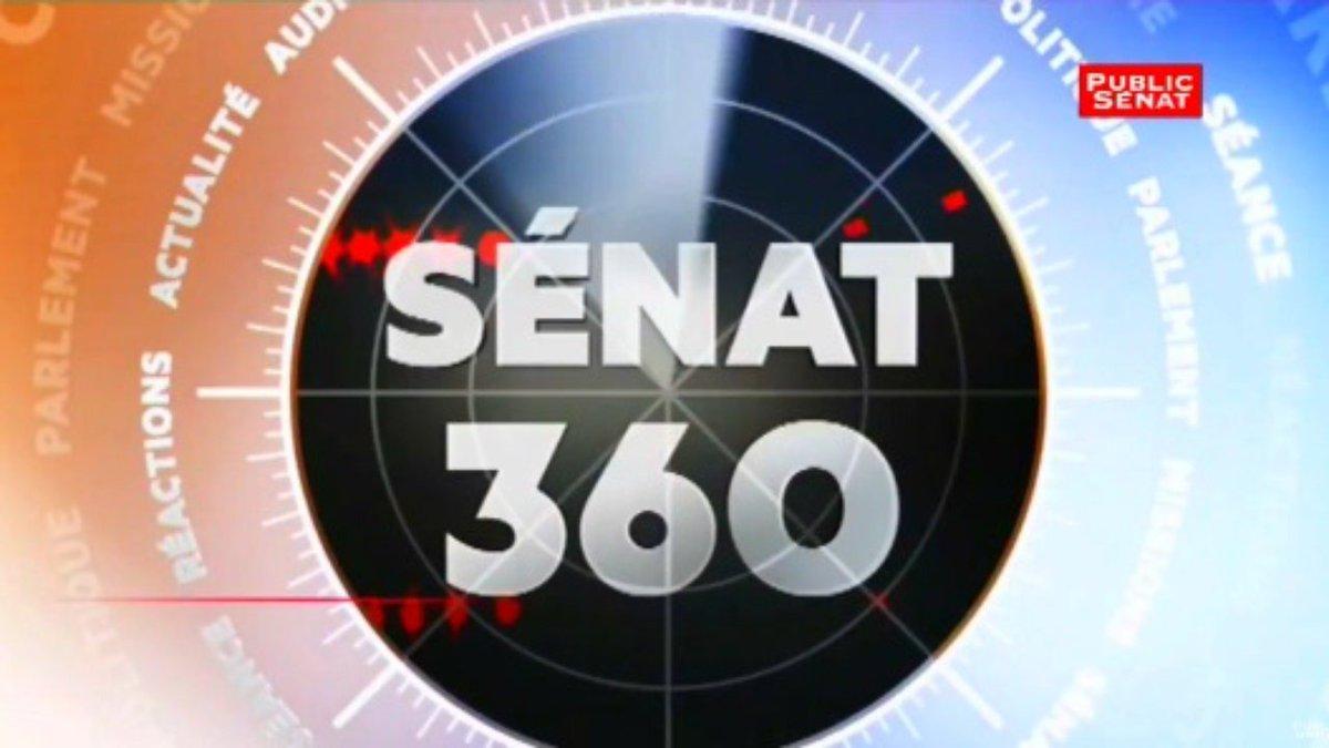 📺Cet après-midi, dans #Sénat360 :  16h30 : Débat sur le #PJLTerrorisme 17h30 : Retour sur la #ConfTerritoires