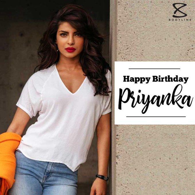 Wishing India\s multi talented global star Priyanka Chopra a very Happy Birthday!