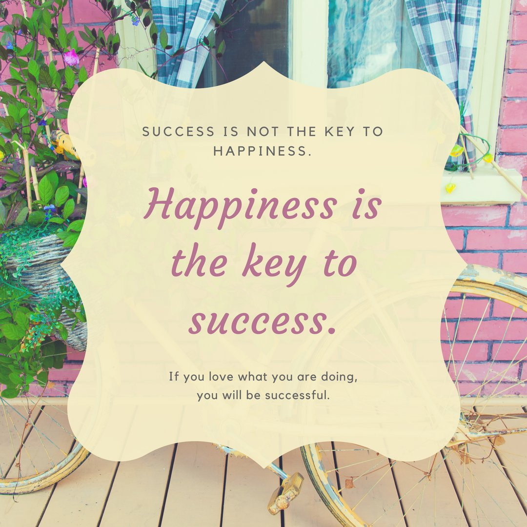 If you love what you are doing, you will be successful.  #Bloggers #Blogging #WordpressBlog #BlogThemes<br>http://pic.twitter.com/k5HhS6CItX