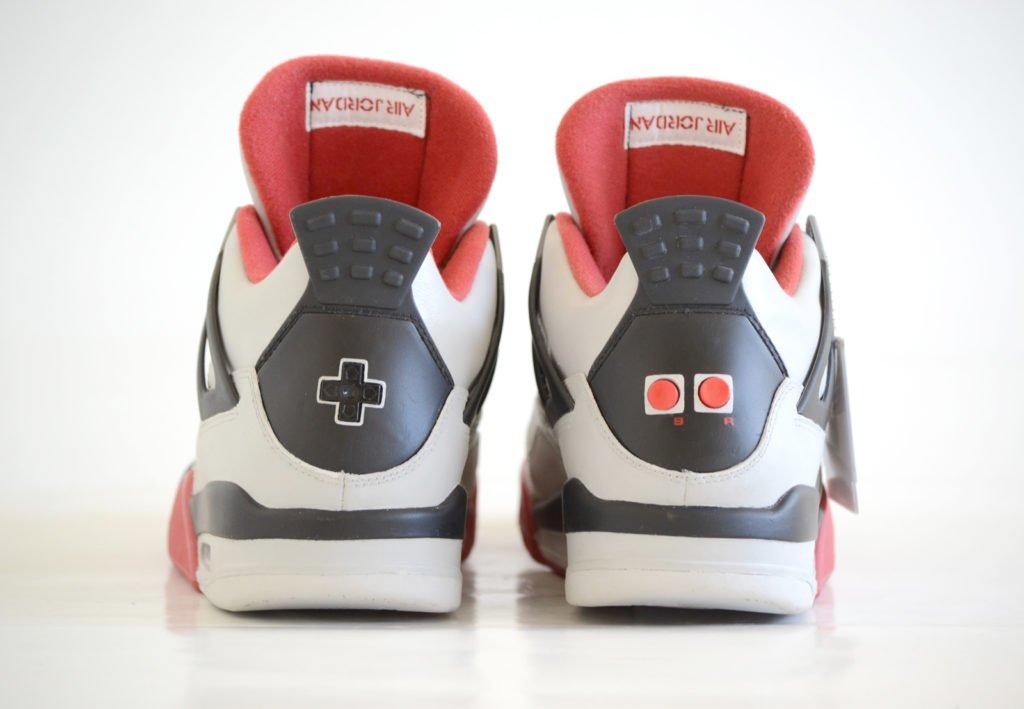 pretty nice 4c45b 21532  FreakerSNEAKS drop these sick Nintendo-Air Jordan customs. See ALL pics  here  http   juice.com.sg air-jordans-limited-edition-nintendo   …pic.twitter.com  ...