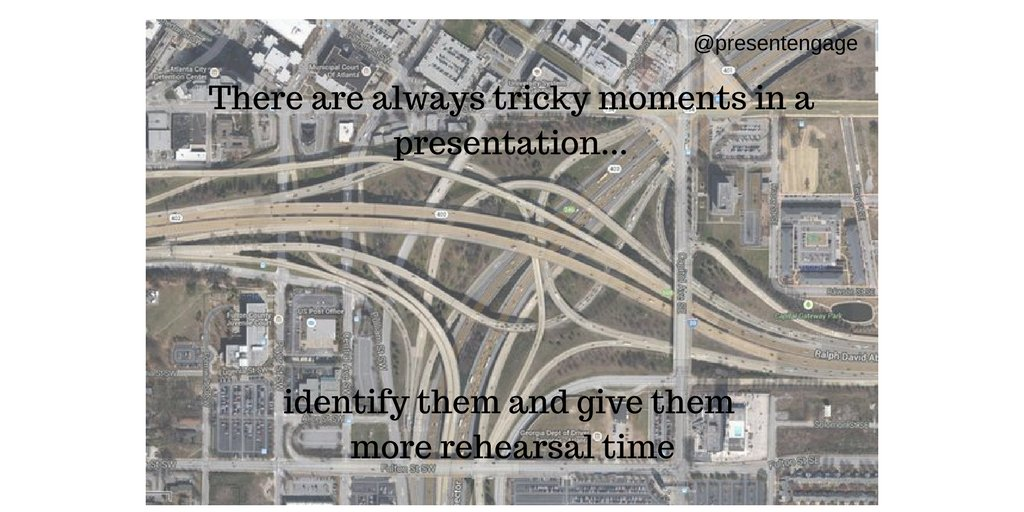 Pay attention to the transitions between sections in your #presentation, don't lose energy #presentationskills #speakingtips #publicspeaking<br>http://pic.twitter.com/YJNjTVLvxl