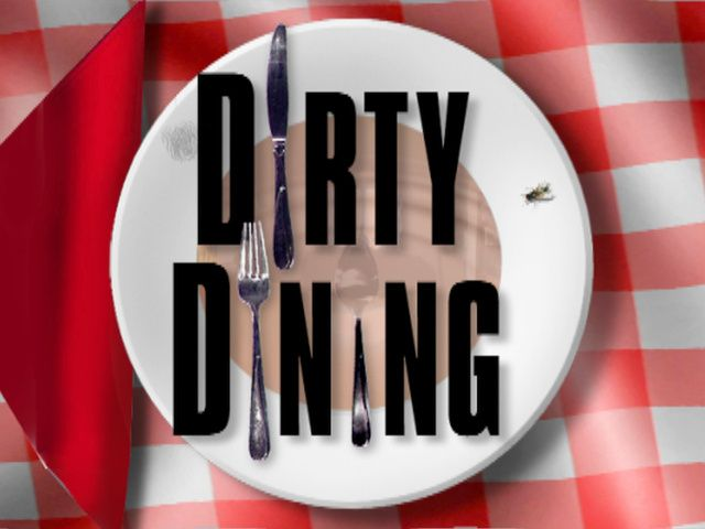 Dirty Dining: Golden Corral shut down for 2-days after 100+ rodent droppings found near buffet