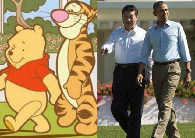 ENTENDA: Ursinho Pooh é censurado na China por causa de memes envolvendo presidente (Via @Emais_Estadao) https://t.co/yRE4oxVOYi