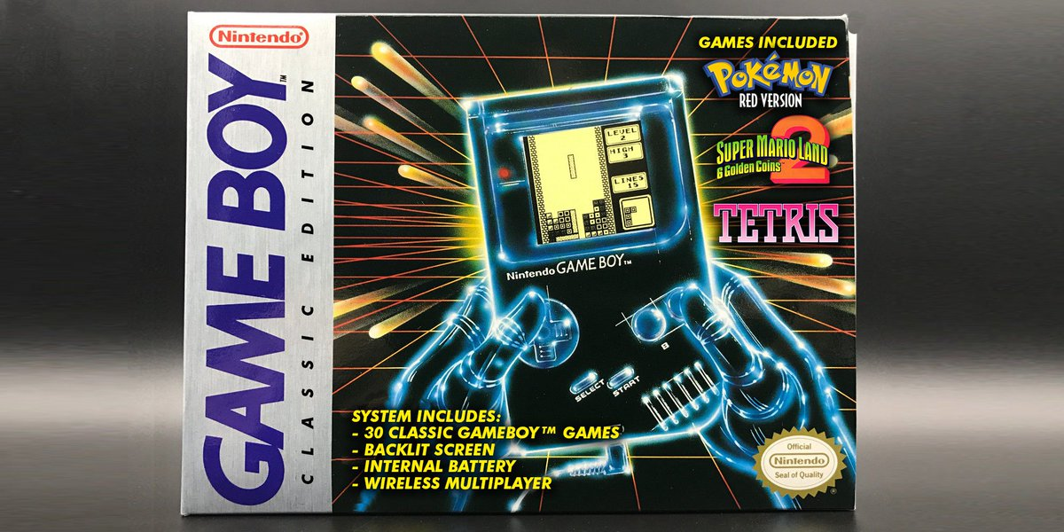 What if? A Game Boy Mini Classic - What would you expect out of it? - NeoGAF