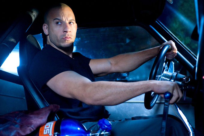 Happy 50th birthday to Fast and Furious star