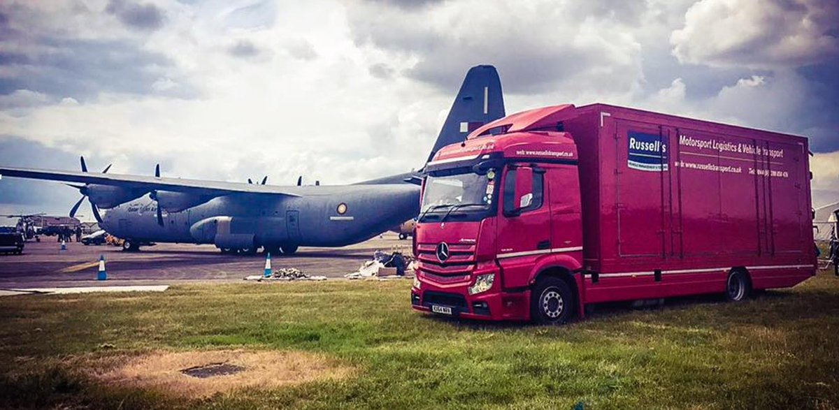 #RoyalInternationalAirTattoo  #RAF #Fairford #Gloucestershire #RussellsTransport delivering #Planes? #USA  Amazing #Aerialdisplay #RIAT<br>http://pic.twitter.com/5g10YKFjru