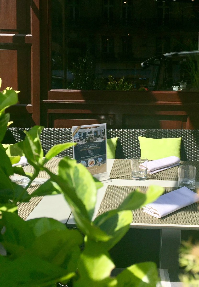 Hotel Edouard 7 On Twitter Enjoy Our Terrace During Summer