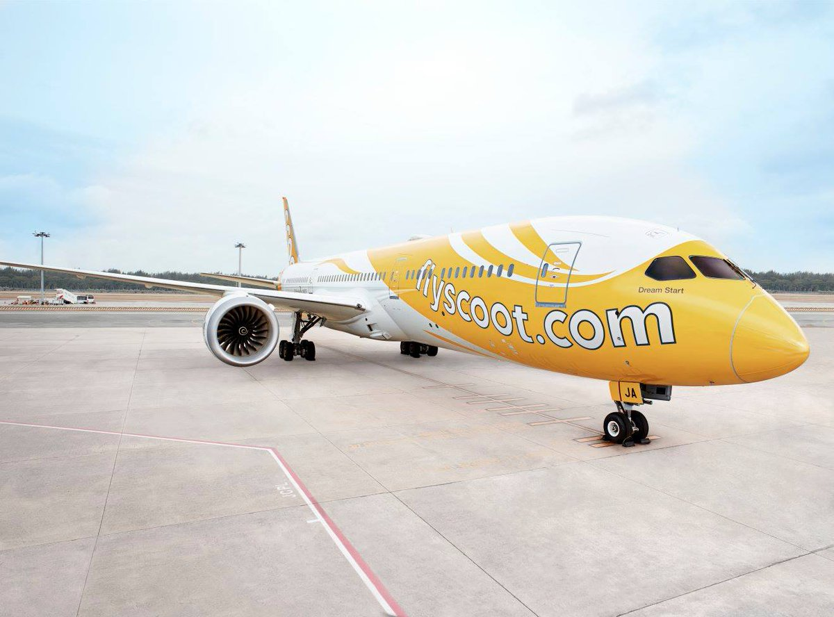 As we merge with @flyscoot, let our 787 Dreamliners Scoot you to 60 exciting destinations. Join in the fun with us! https://t.co/0VLZ0zWbeV