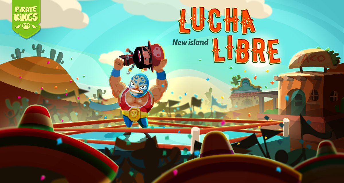 Muchachos! Guess which PET is on #LuchaLibre! Donkey OR a Wrestler??  RT+like and 1 of you will win 100! <br>http://pic.twitter.com/xCixpV6odS