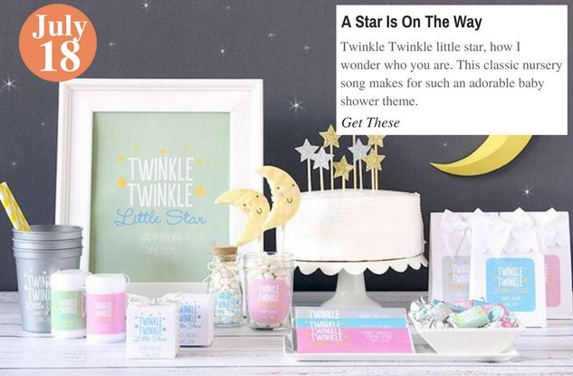 Twinkle, Twinkle A Star Is On The Way:  http:// buff.ly/2u5EyQu  &nbsp;    #teelieturner #party #partysupplies #babyshower #beaucoup <br>http://pic.twitter.com/h7S8NJyFeZ