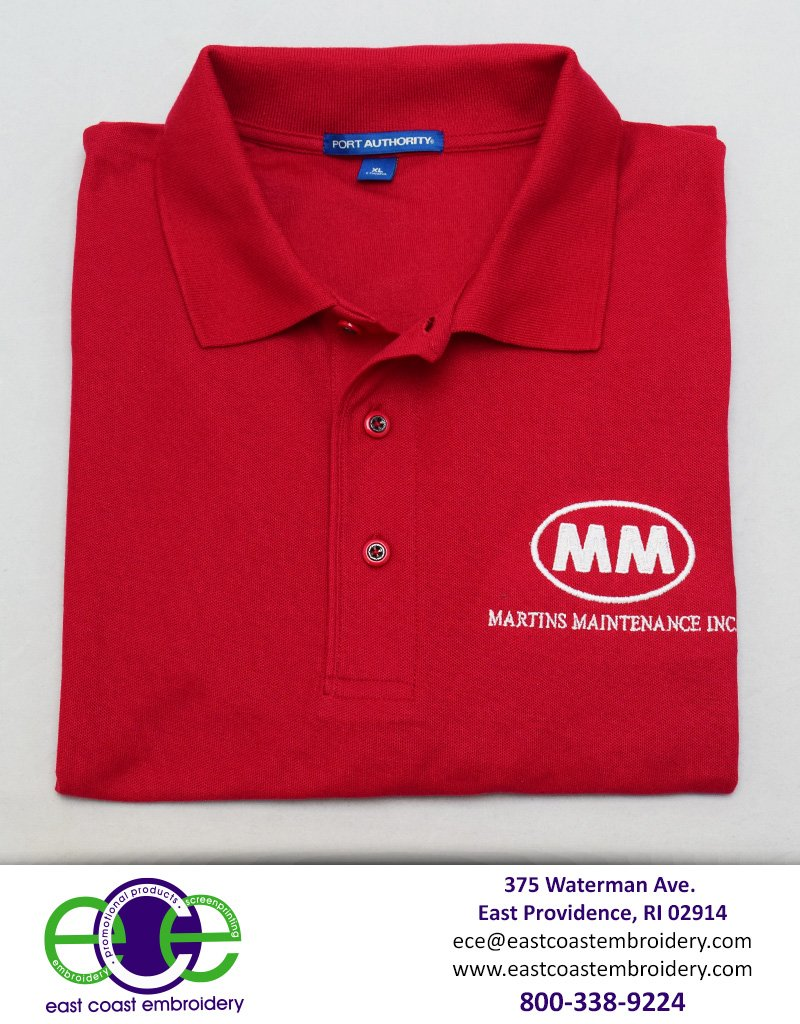 Eastcoastembroidery On Twitter Check Out This Poloshirt We