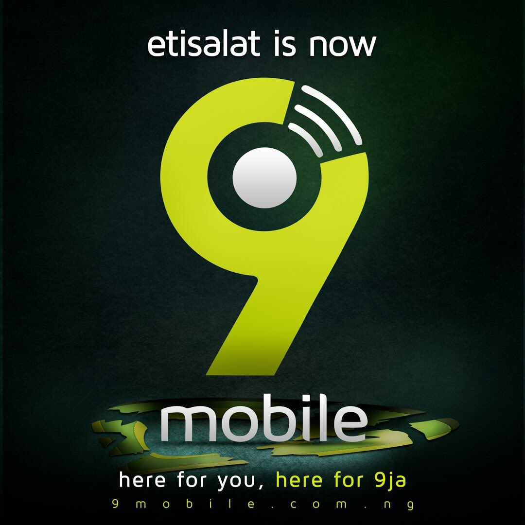 9Mobile telecom, former Etisalat unveils its new identity (Logo, Website & Mobile App) - Pictures
