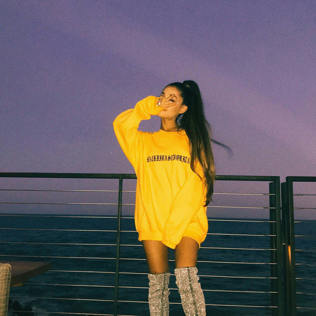 Ariana Grande Pays More Tribute To Her Late ExBoyfriend And His Music