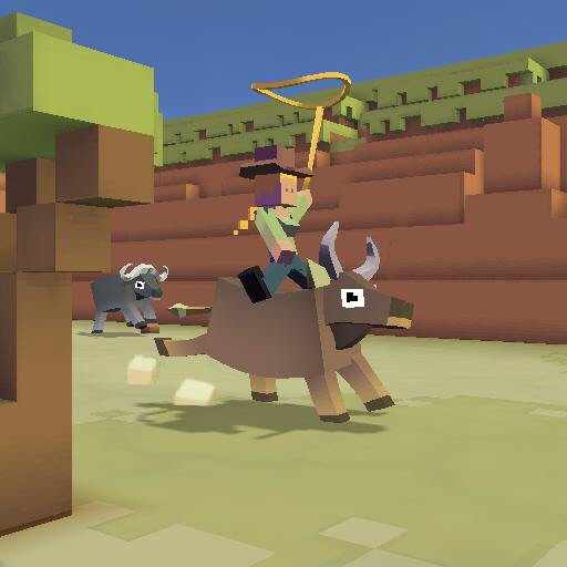Forest Buffalo! #RodeoStampede https://t.co/PE2eb6SBJ3 https://t.co/lGiPvL6lLq