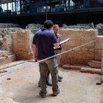 Gràcies a vosaltres @tonifdezspinoza @CarmeMiroAlaix @arqueologiabcn Un plaer participar a #ArqueoBorn17 i ajudar a formar nous arqueòlegs