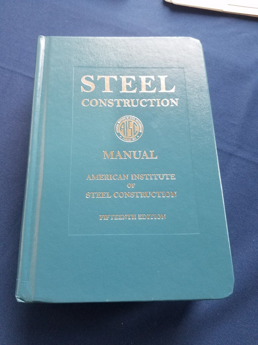 matthew brady on twitter get your copy of the new aisc 15th rh twitter com steel construction manual 15th edition pdf free download aisc steel construction manual 15th edition