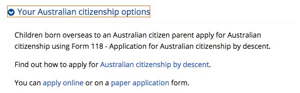 Born overseas to Australian citizens? apply for Australian citizenship with Form 118 https://t.co/OZKNNAU3a5 here https://t.co/R1eX1BJjPc https://t.co/w5IdGaAWzc