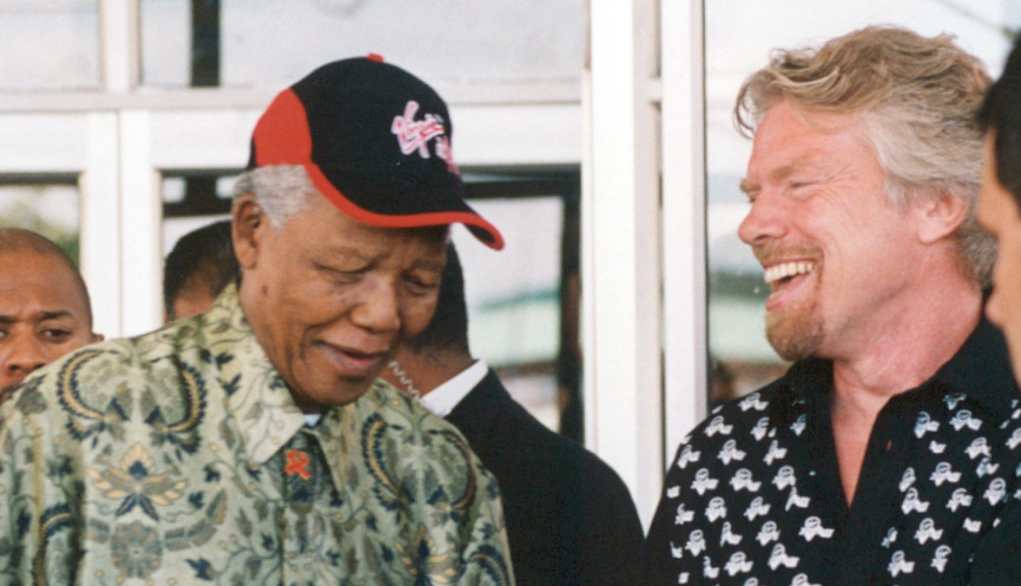 I know Madiba would be just as proud as we are of @theelders efforts over the past decade: https://t.co/8EHQZIMdiF https://t.co/tXg6VgZsao
