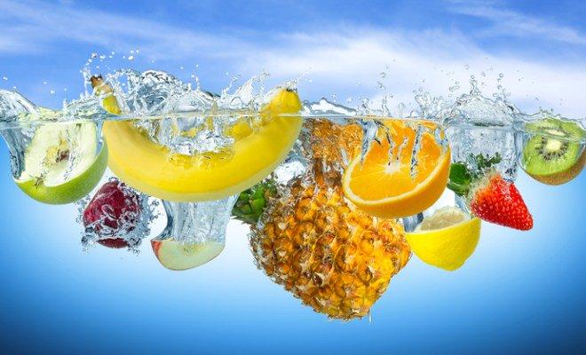 6 Alimentos que debes lavar antes de prepararlos 🍉