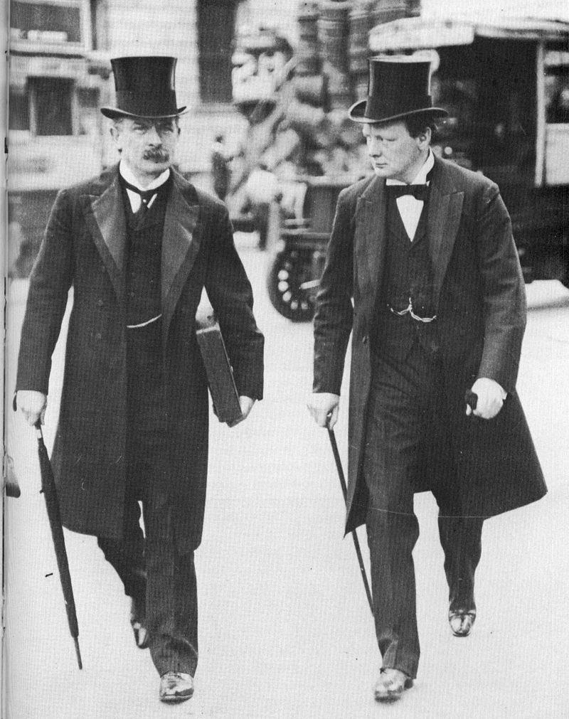 test Twitter Media - RT @JVor100: Winston Churchill wird zum Munitionsminister in Großbritannien ernannt. #heutevor100jahren https://t.co/lheCmNBO5W