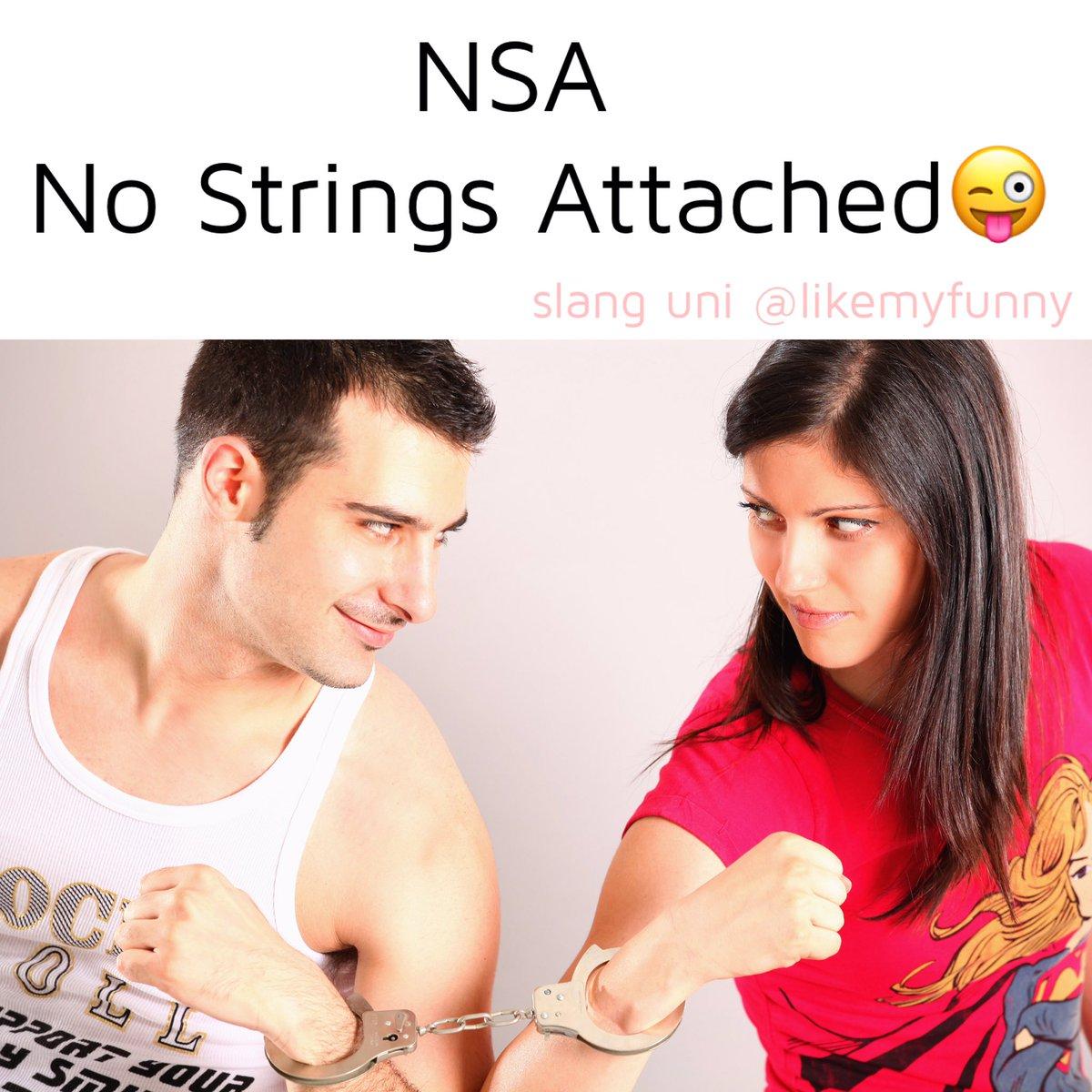 nsa dating slang