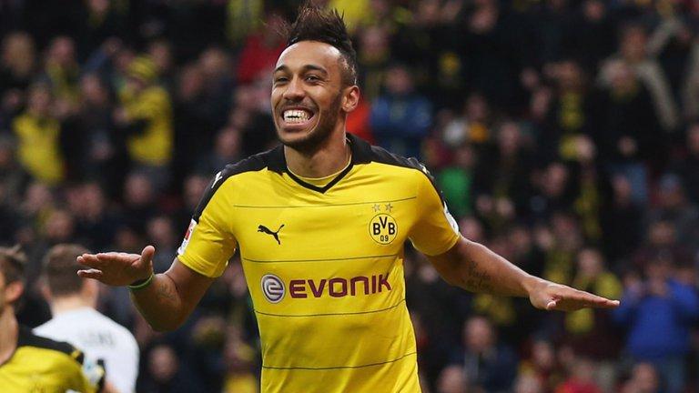 MILAN-Borussia 1-3, speriamo Aubameyang diventi rossonero