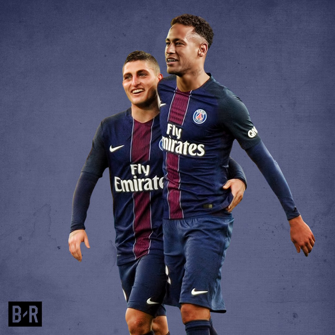 B R Football On Twitter BREAKING Neymar Has Reportedly Accepted A