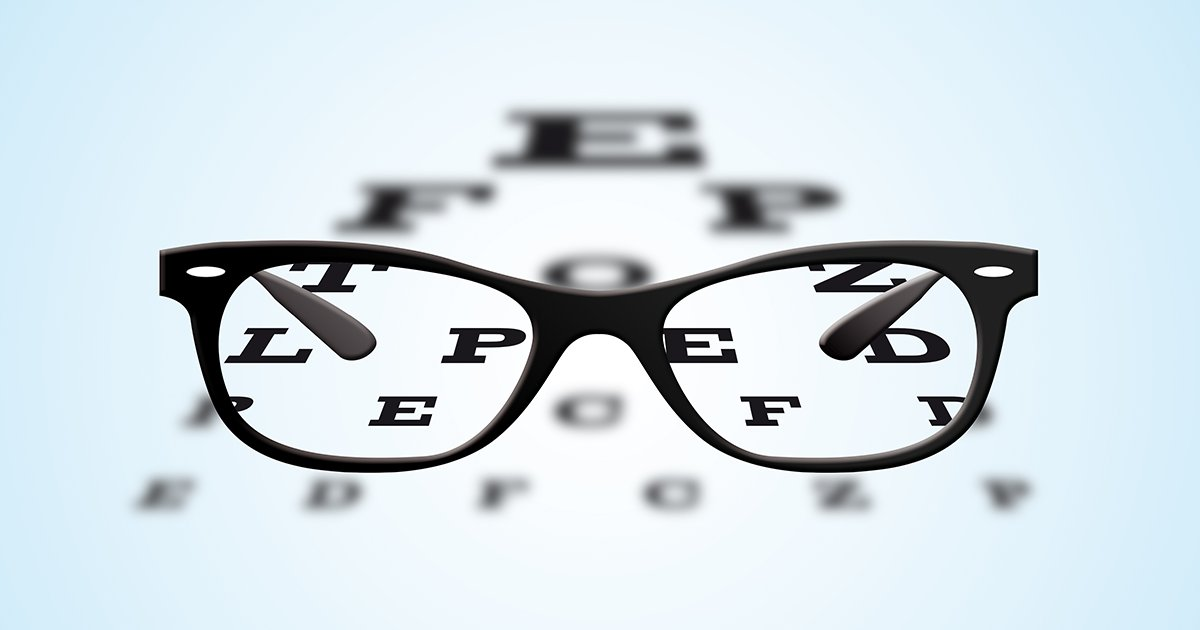 With eye charts, an eye doctor can determine your 20/20 vision during your #eyeexams and vision screenings.  http:// qoo.ly/ggep8  &nbsp;  <br>http://pic.twitter.com/XbE490bSML