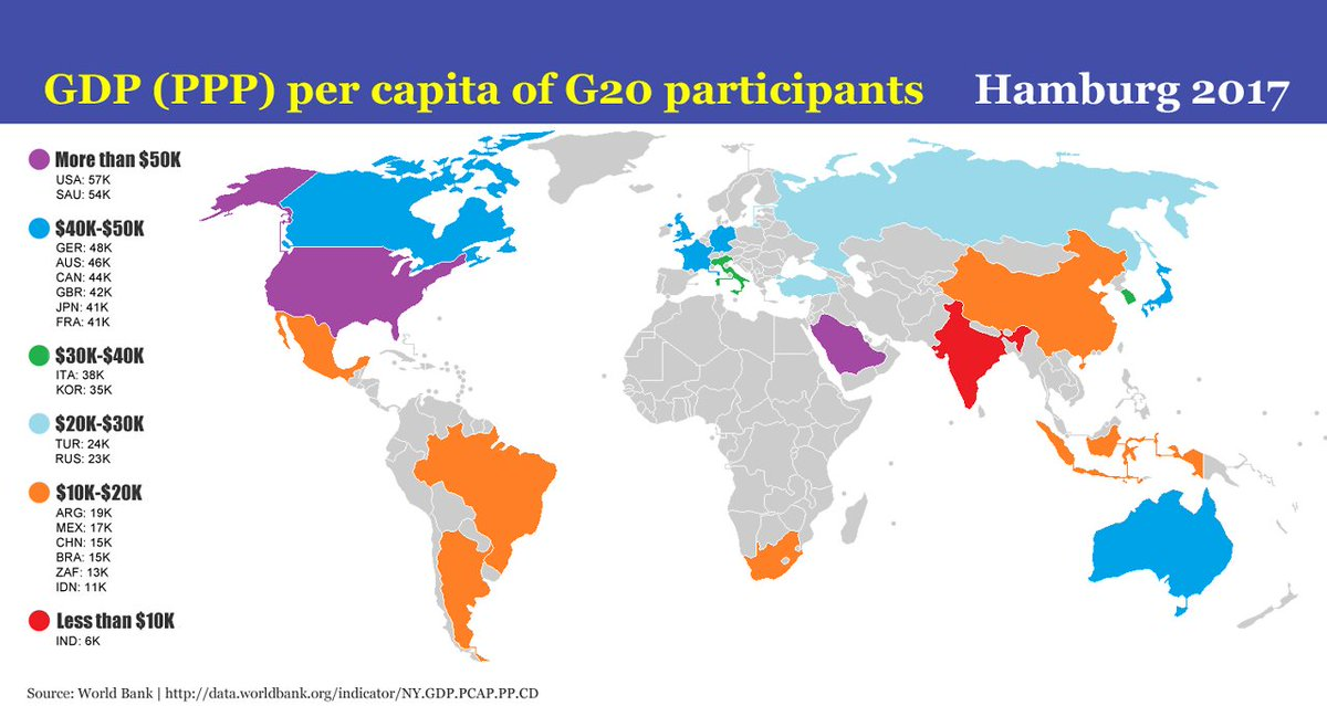 Onlmaps on twitter gdp per capita of g20 participant countries onlmaps on twitter gdp per capita of g20 participant countries 2017 httpsthhplosgtrs maps gumiabroncs Image collections