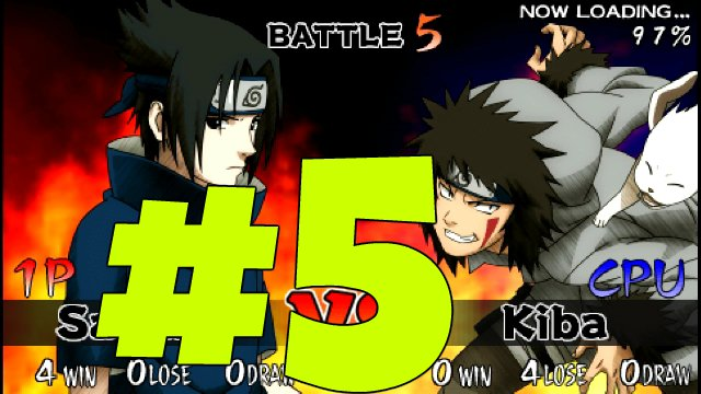 naruto ultimate ninja 5 торрент