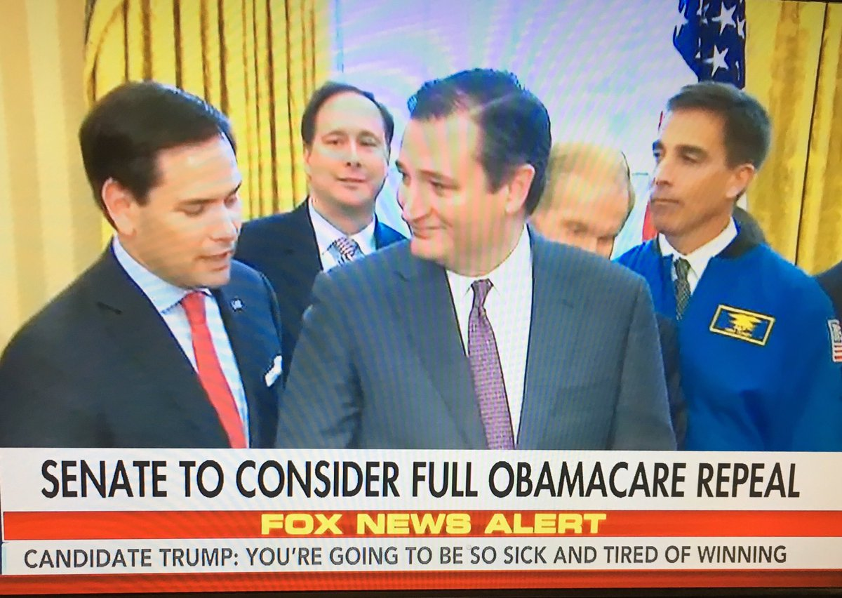 Unusual level of chyron shade on Fox this morning